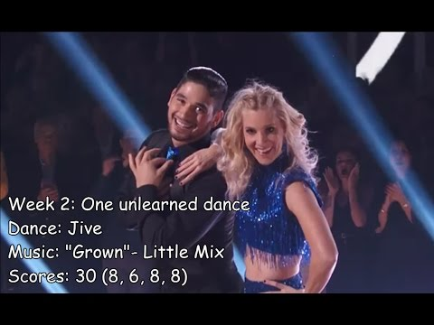 Heather Morris  All Dancing with the Stars Performances