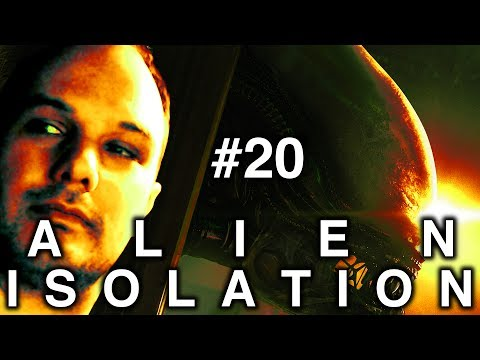 Why do I have to fix everything? | Alien Isolation #20