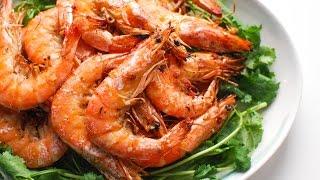 أسهل طريقة عمل الجمبري - شهية وسريعة - Shrimp Recipe