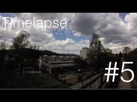 Timelaspe #5 - Tarján City
