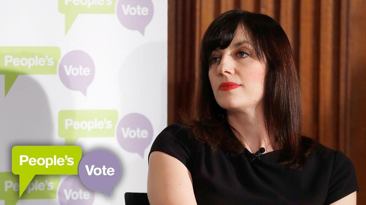 Bridget Phillipson MP calls for second Brexit vote