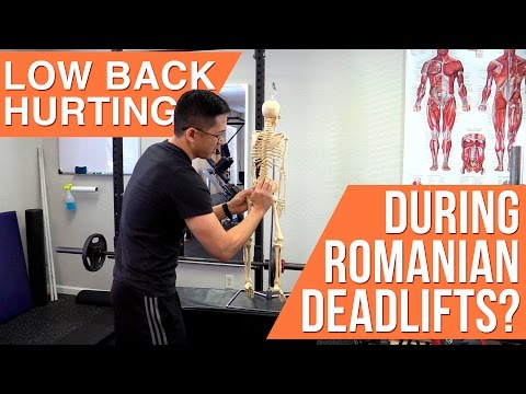 hqdefault - Back Pain After Romanian Deadlift