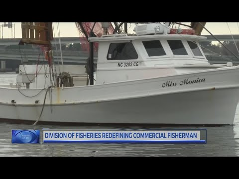 """N.C. Marine Fisheries Examining The Definition Of """"commercial Fisherman"""""""