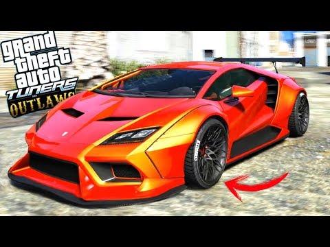 ¡¡ EL TUNEO MAS BESTIA EN UN LAMBORGHINI !! TEMPESTA CUSTOM - GTA V PC MODS DUTYGAMEPLAYS (GTA 5)