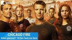 CHICAGO FIRE: 10 Fun Facts zur Serie