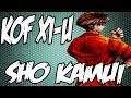 [Chars Mugen] Sho Kamui (Breakers Revenge) KOF XI UNLIMITED Style