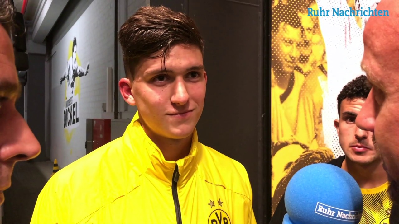 BVB-Talente Balerdi und Morey im Interview