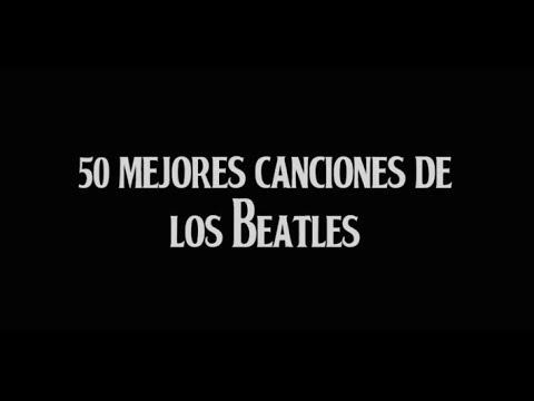 50 mejores canciones los Beatles (según beatlescharmed)