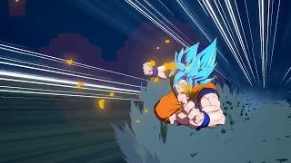 Dragon Ball FighterZ I Goku SSGSS Enters The Battle! I Fighting I PC, PS4, Xbox One