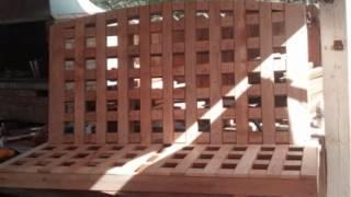 Timber Image - Reclaimed Teak Wood Pallets