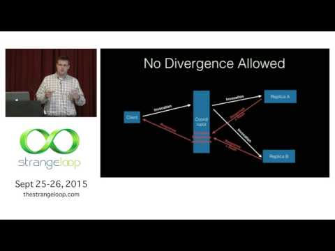 """All In With Determinism for Performance and Testing in Distributed Systems"" by John Hugg"