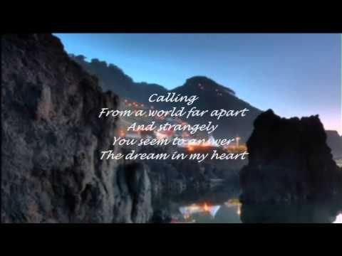 RICHARD CLAYDERMAN - THE DREAM OF OLWEN