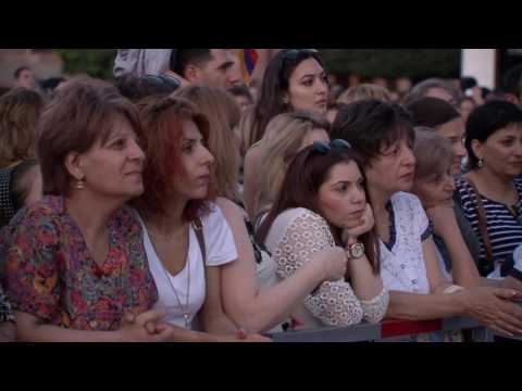 Ecumenical Service and Peace Prayer in the Republic Square of Yerevan