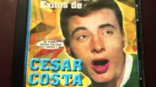 Cesar Costa-  un vaso de vino