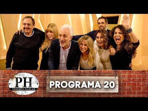 Programa 20 (07-07-2018) -  PH Podemos Hablar 2018