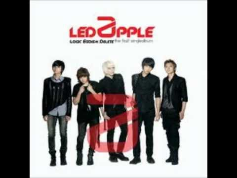 LEDApple dash audio