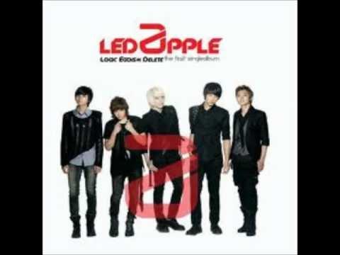 LEDApple dash audio