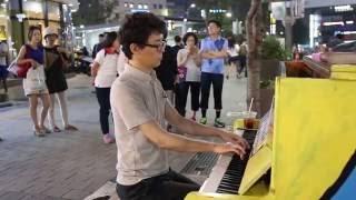 JHKTV] 신촌sin chon k- piano 이은한  chopin 즉흥 환상곡(Improvisation Fantasy)