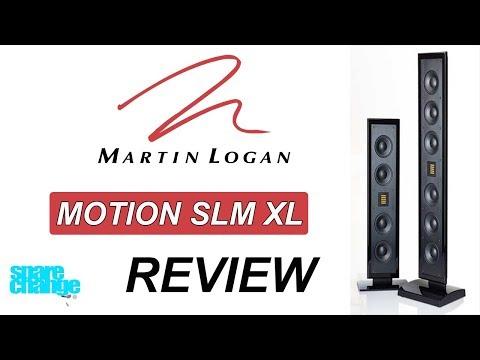 The Sound Bar Alternative? MartinLogan Motion SLM XL Review