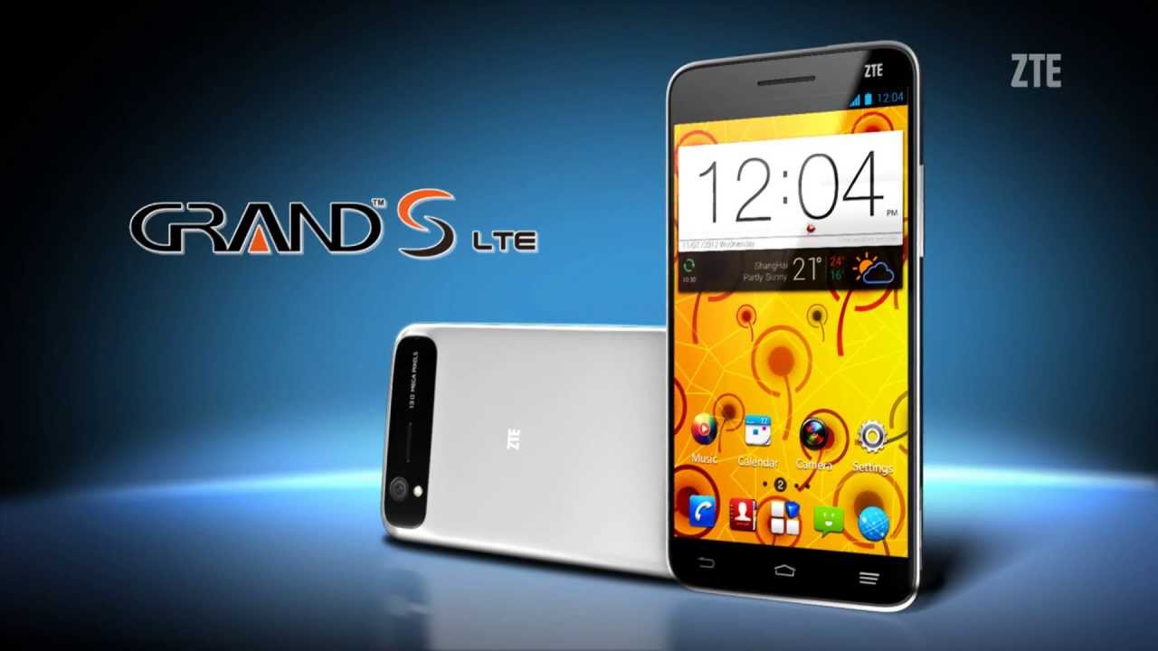 ZTE Grand S II || First Impressions || Reviews - YouTube