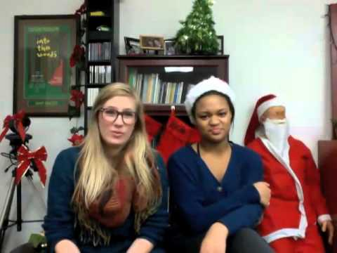 Paige and Kayla Countdown: The Top 10 Christmas Songs from Musicals