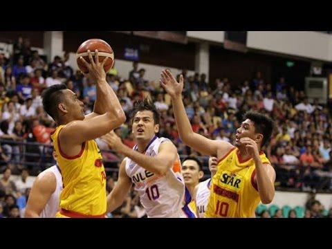 Star vs. NLEX - Q1 | Philippine Cup 2015-2016