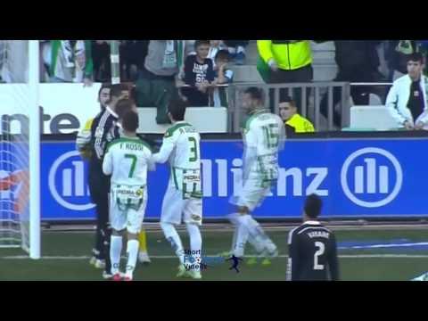 Cristiano Ronaldo Red Card vs. Cordoba (HD)