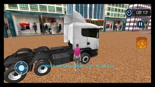 Euro Grand Heavy Truck Cargo 3D Simulator( By VIVOXA) Android Gameplay[HD]