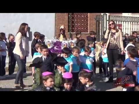 Procesión de Educación Infantil de la Compañía de María - 2017