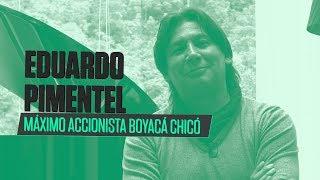 Eduardo Pimentel, 'Al Paredón': entre disputas y el doping traído por los argentinos   Gol Caracol