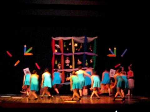 Scuola di danza le muse youtube for Arredamento scuola di danza