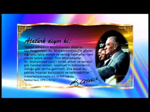 Atatürkün İslamiyeti Öven ve Dindarlığı Teşvik Eden Sözleri