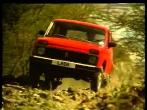 UK, Lada Cars Television / Cinema Commercial 1980