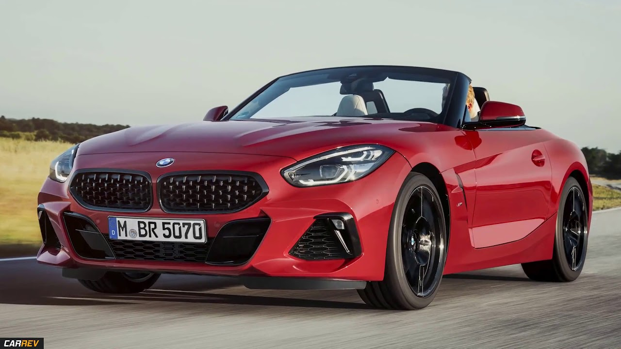 The 2019 Bmw Z4 S Quiet Mode Is As Hell