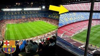Gambar cover Dlaczego FC Barcelona nie może wypełnić Camp Nou do ostatniego miejsca?