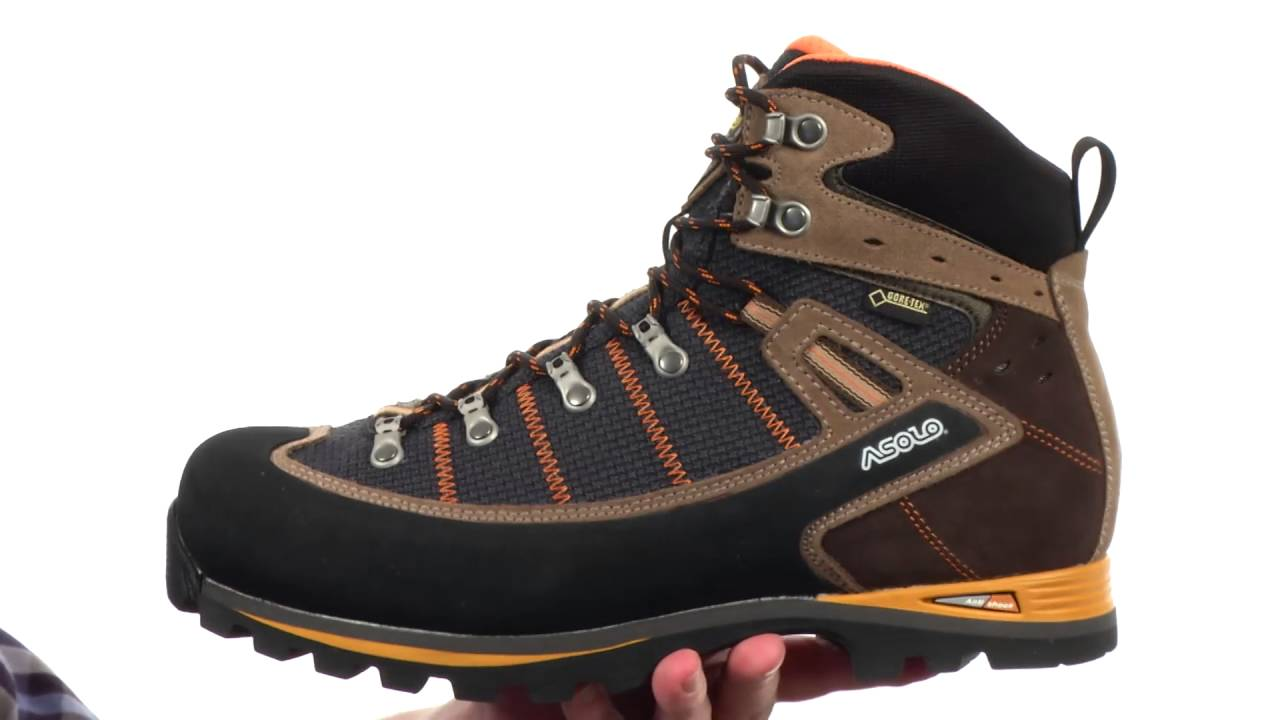 Asolo Men's Shiraz GV Backpacking Boot