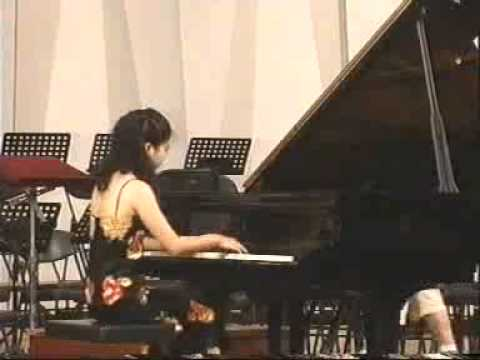 PIANO Chinese Song: Glowing Red Morningstar Lilies  山丹丹开花红艳艳