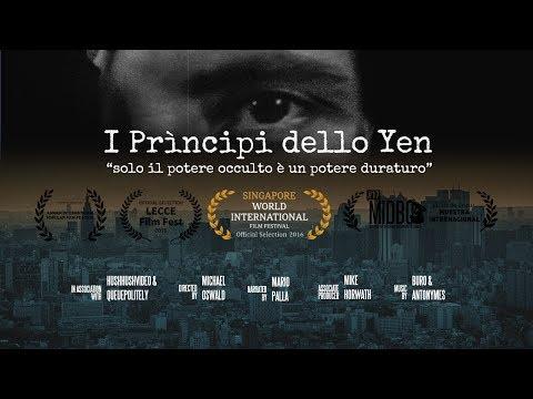 I Prìncipi dello Yen (Documentario su creazione delle bolle economiche)
