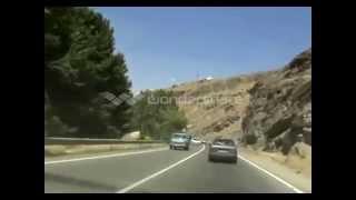 Peymaneh Mahasti- Chalous road