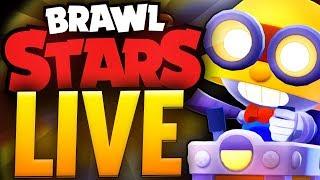 [LIVE] Brawl Stars -  Cześć, jak się bawicie dzisiaj?
