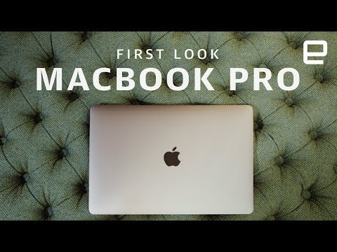 Apple MacBook Pro 2018 First Look