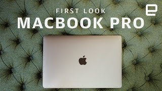 Apple MacBook Pro 2018 First Look thumbnail