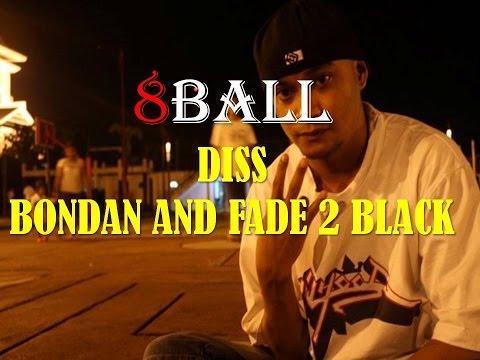 Hip-hop Indonesia - 8 Ball Lanjutkanlah diss bondan and fade 2 black