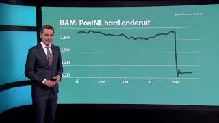Winstwaarschuwing PostNL: dit is er aan de hand - RTL Z NIEUWS