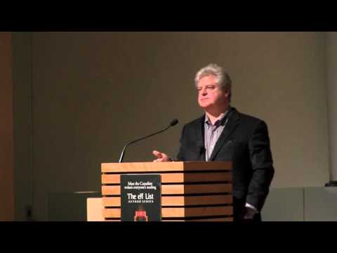 Linwood Barclay: The eh List Authors Series | Mar 22, 2016 | North York Central Library