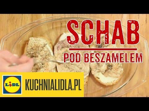 Jak Zrobic Schab Pod Beszamelem Przepisy Kuchni Lidla Youtube