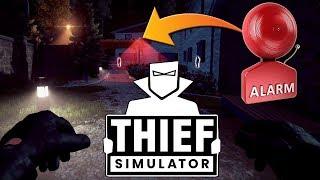 ZŁODZIEJ vs OCHRONIARZE - Thief Simulator #10