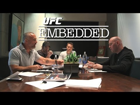 UFC Embedded: Vlog Series - Episode 5