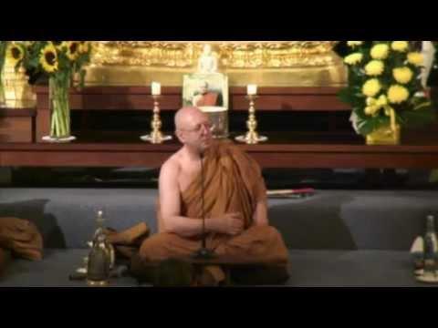 Kamma without Belief | by Ajahn Brahm | 06 January 2012