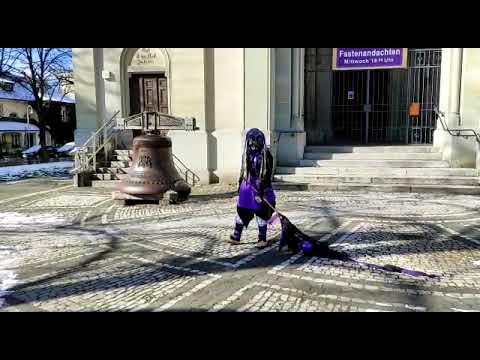 Konstanzer Tal-Hexen teil 2. Umzug 2021# HoNarroDehom